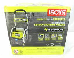 Ryobi RY141900 2000PSI 1.2GPM BRushless Electric Pressure Wa
