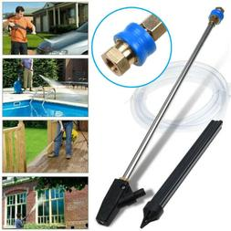 Pressure Washer Sand Blaster Blasting Kit Power Nozzle Gun Q
