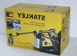 Stanley SLP 1500 PSI High Pressure Washer with Spray Gun  BR