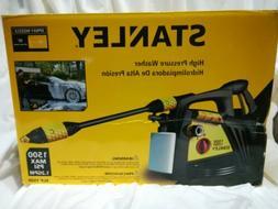 Stanley SLP 1500 PSI Pressure Washer With Spray Gun. Brand N
