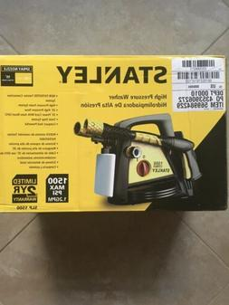 Stanley SLP1500 PSI Electric Pressure Washer