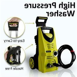 SereneLife SLPRWAS34 Pure Clean Pressure Washer - Electric O