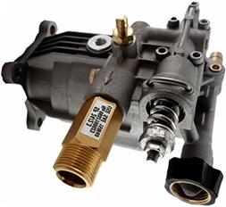 New Universal Horizontal Pressure Washer Pump, 2400-3100 PSI