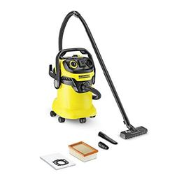Karcher WD5/P Multi-Purpose Wet Dry Vacuum Cleaner with Semi