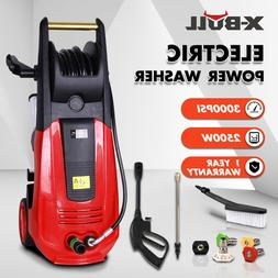 X-BULL 3000 PSI Electric Washer 2000W High Pressure Washer 1